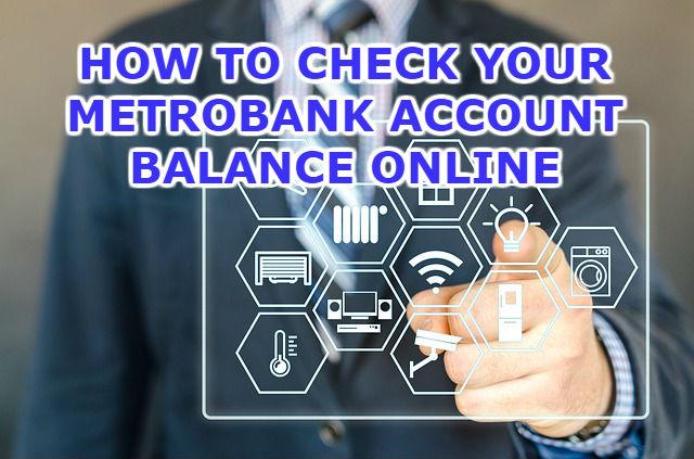 Metrobank online