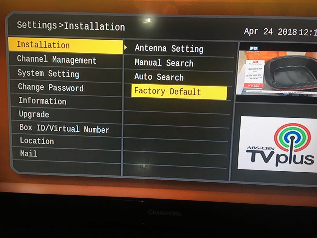 The Simplest Guide on How to Fix ABS-CBN TV Plus No Signal Issue